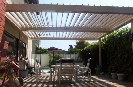 Adjustable Patios